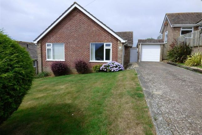 Thumbnail Detached bungalow for sale in Seamoor Close, Preston, Weymouth