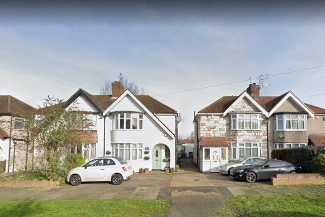Thumbnail Semi-detached house to rent in Somervell Road, Northolt