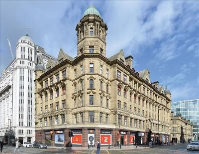 Thumbnail Office to let in Manchester City Centre