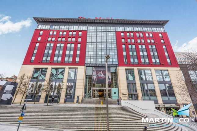 Thumbnail Flat to rent in Royal Arch Apartments, The Mailbox, Wharfside Street, Birmingham