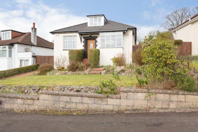 Thumbnail Bungalow to rent in Killermont Road, Bearsden, Glasgow