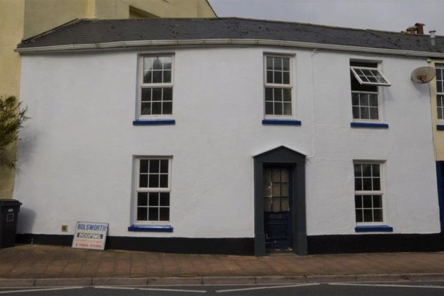 Exterior of Bridge Road, Shaldon, Devon TQ14