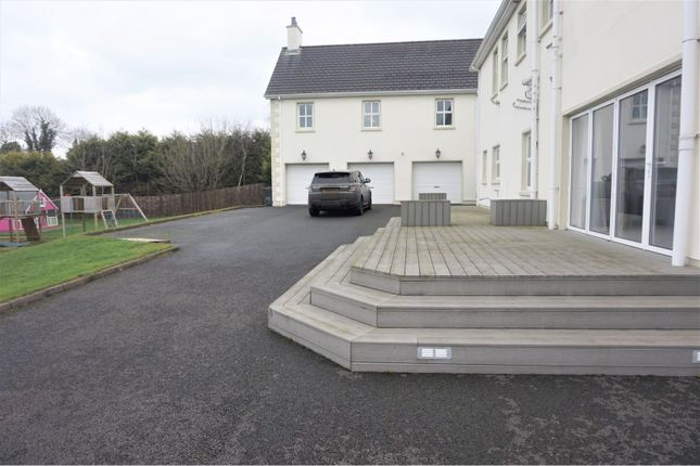 Rear View of Ballysallagh Road, Dromore BT25