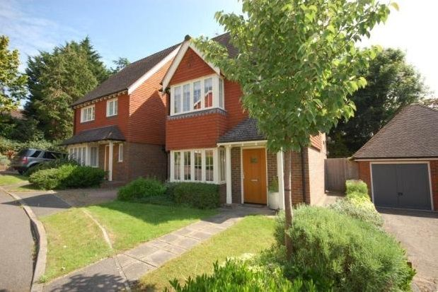 Thumbnail Link-detached house to rent in Spring Meadow, Uckfield