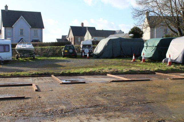 Thumbnail Land for sale in Aish Road, Stoke Gabriel, Totnes