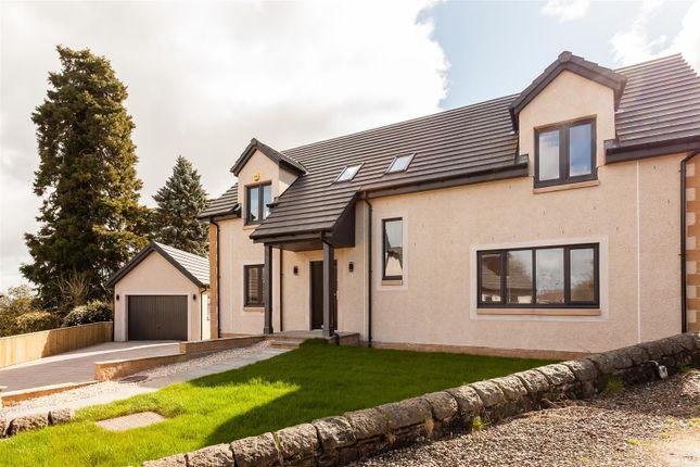Thumbnail Detached house for sale in Guthrie Gardens, Newburgh, Cupar
