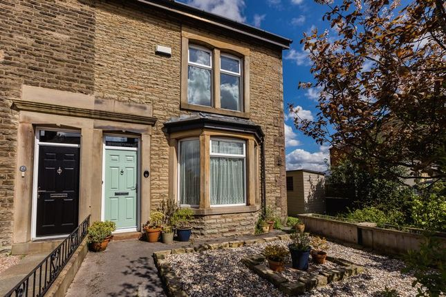 Thumbnail Terraced house for sale in Station Terrace, Abbey Village