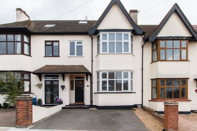 Thumbnail Terraced house for sale in Westleigh Avenue, Leigh-On-Sea