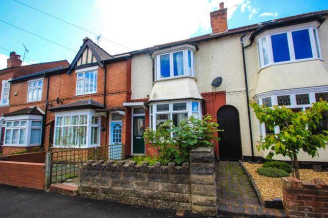Thumbnail Terraced house to rent in Grosvenor Road, Harborne, Birmingham