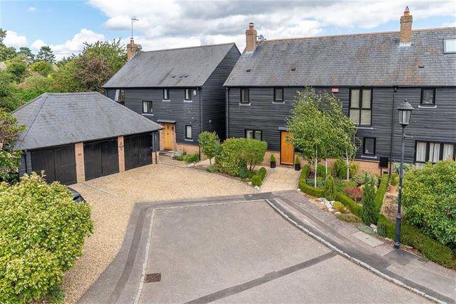 Thumbnail Barn conversion for sale in Manor Farm Close, Soulbury, Leighton Buzzard