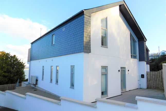 Thumbnail Semi-detached house for sale in Trelyon Avenue, St. Ives