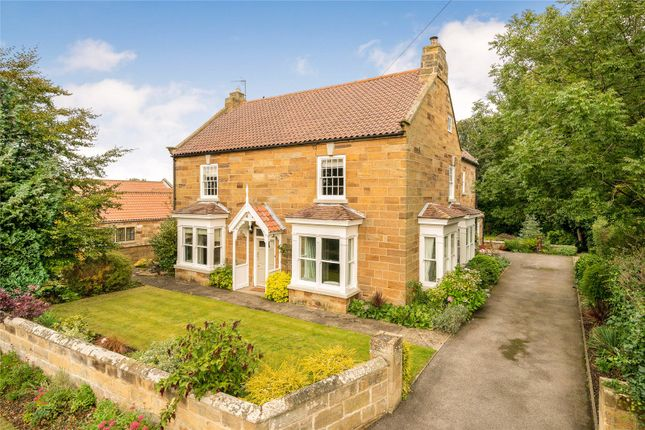 Thumbnail Detached house for sale in Kirkby-In-Cleveland, Middlesbrough, Cleveland