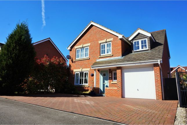 Thumbnail Detached house for sale in Jenkinson Grove, Armthorpe, Doncaster