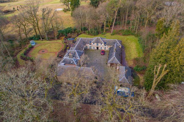 Thumbnail Detached house for sale in Rumbling Bridge, Kinross