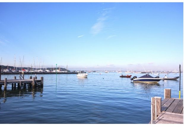 Thumbnail Link-detached house for sale in Panorama Road, Sandbanks, Poole, Dorset