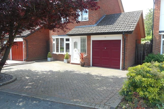 Thumbnail Detached house for sale in Ainsworth Road, Fordhouses, Wolverhampton