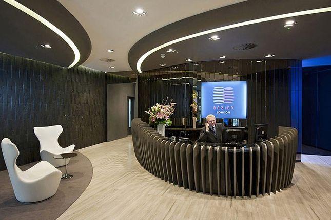 Concierge of The Bezier Apartment, 91 City Road, London EC1Y