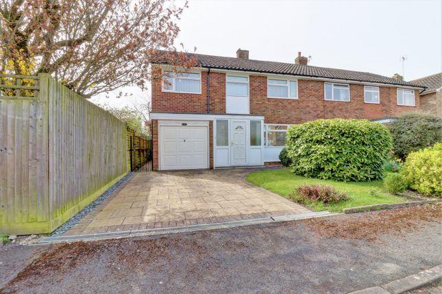 Semi-detached house for sale in Court Close, Princes Risborough, Buckinghamshire