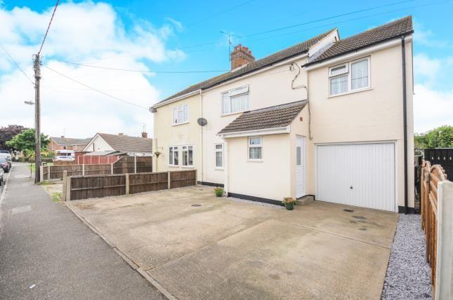 Thumbnail Semi-detached house for sale in Heybridge, Maldon, Essex