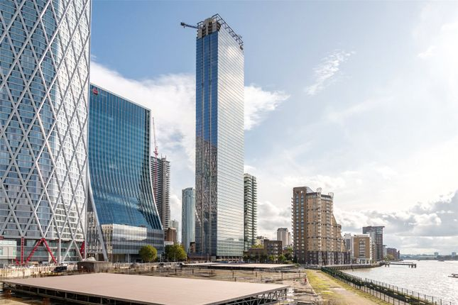 Thumbnail Flat for sale in Landmark Pinnacle, 10 Marsh Wall, Canary Wharf
