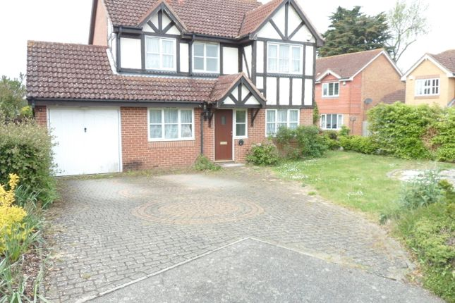 Thumbnail Detached house to rent in Broomfields, Hartley