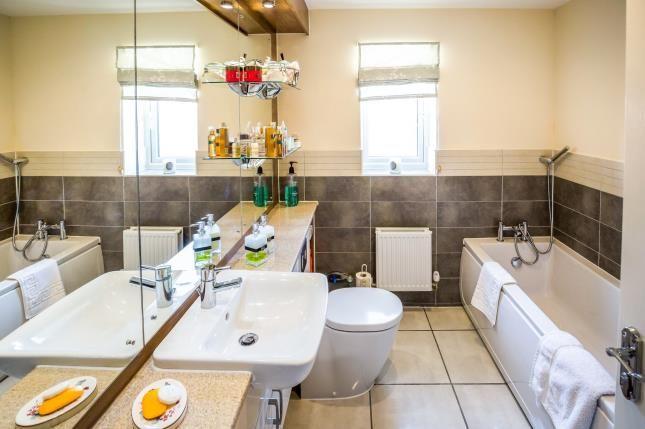 Bathroom of Lion Court, Penymynydd, Chester, Flintshire CH4