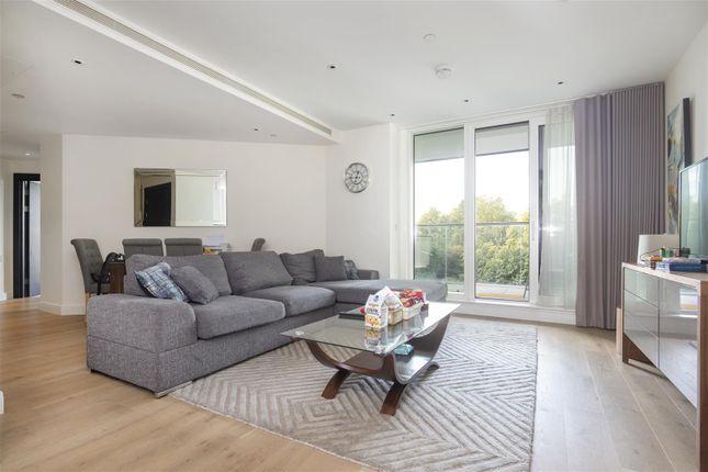 Thumbnail Flat for sale in Sophora House, Vista Chelsea Bridge, London