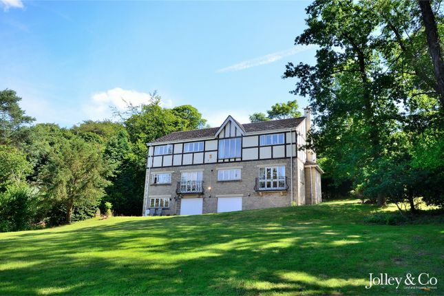 Thumbnail Detached house for sale in Light Alders Road, Disley, Stockport, Cheshire