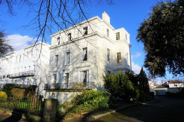 Thumbnail Flat for sale in 55 Pittville Lawn, Pittville, Cheltenham