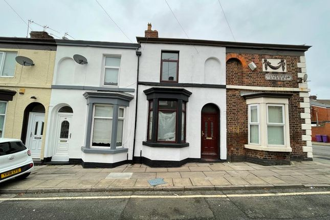 Thumbnail Terraced house to rent in Butterfield Street, Liverpool