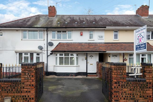 Front of Minehead Road, Fordhouses, Wolverhampton WV10