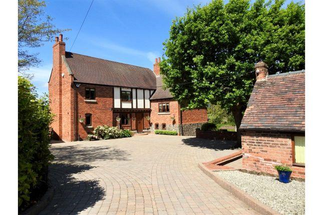 Thumbnail Detached house for sale in Nottingham Road, Ashby-De-La-Zouch