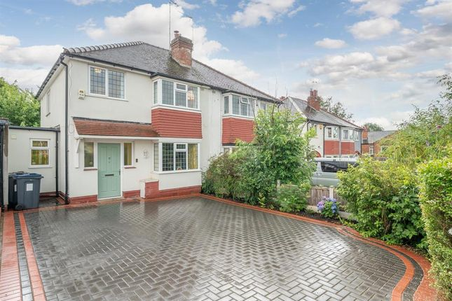 Thumbnail Semi-detached house for sale in Tennal Grove, Birmingham