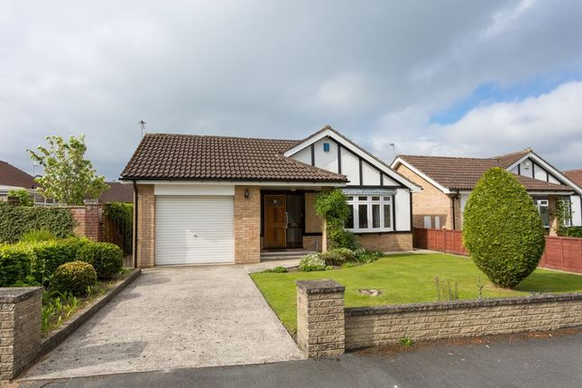 Thumbnail Bungalow for sale in Langton Court, Strensall, York