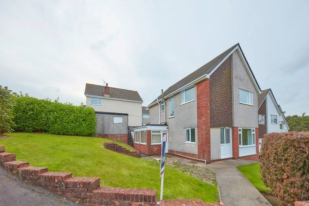Thumbnail Detached house to rent in Radyr Avenue, Swansea