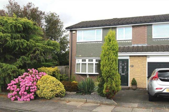 Thumbnail Detached house for sale in Gainsborough Place, Southfield Green, Cramlington