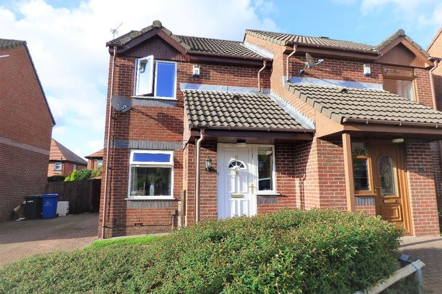 Thumbnail Semi-detached house to rent in Mackay Croft, Chorley