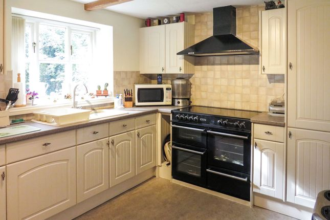 Thumbnail Detached house for sale in The Granaries, Scopwick, Lincoln
