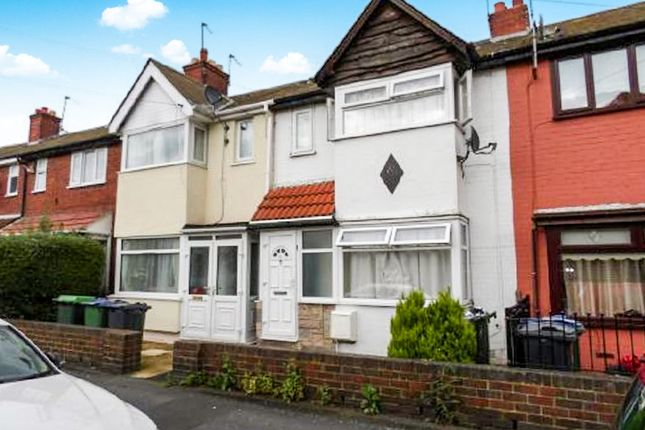 Thumbnail Terraced house for sale in Great Arthur Street, Smethwick