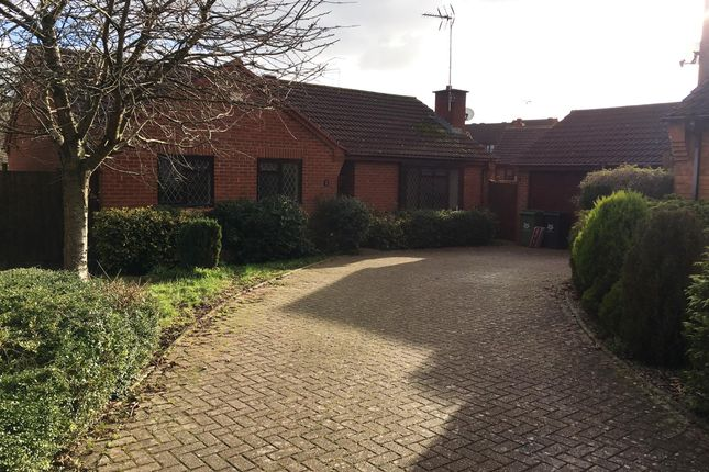 Thumbnail Bungalow to rent in Oaklands, Worcester