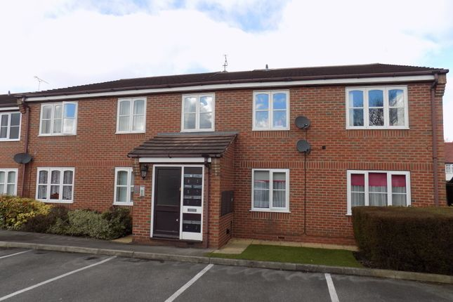 Thumbnail Flat for sale in Middlewich Road, Northwich