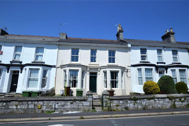 4 bed terraced house to rent in Hyde Park Road, Plymouth, Devon PL3