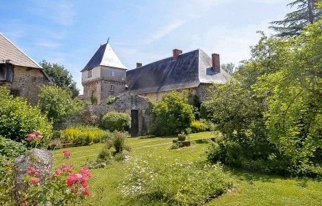 Thumbnail Equestrian property for sale in Fromental, Haute-Vienne, France
