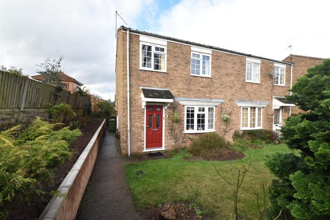 Thumbnail Semi-detached house for sale in Greenbank, Droitwich