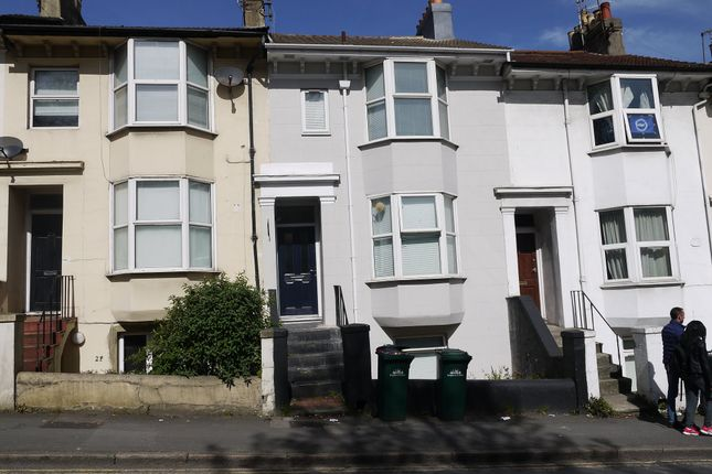 Thumbnail Terraced house to rent in New England Road, Brighton