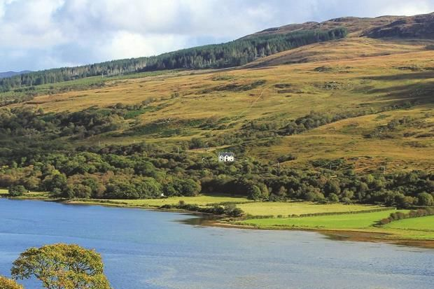 Thumbnail Detached house for sale in Loch Riddon House, Colintraive, Argyll And Bute