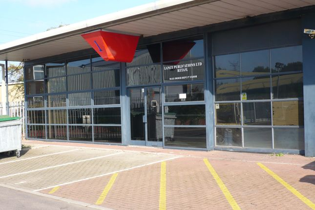 Thumbnail Industrial to let in Alpha Business Park, Travellers Close, Welham Green, Herts