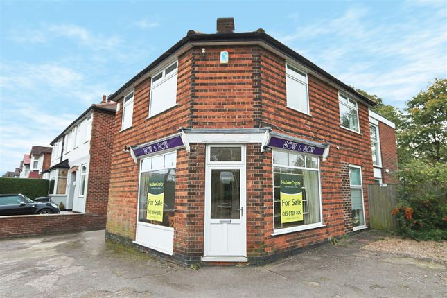 Thumbnail Detached house for sale in Sandfield Road, Arnold, Nottingham