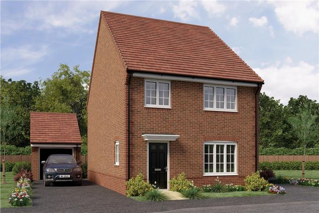 """Thumbnail Detached house for sale in """"Jasmine"""" at Didcot"""