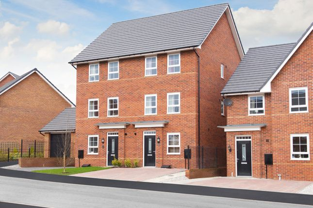 "Thumbnail Terraced house for sale in ""Fawley"" at Birch Road, Walkden, Manchester"